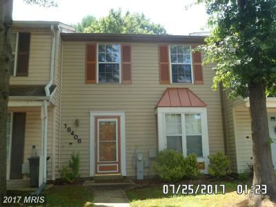 Bowie Condo For Sale: 16406 Pennsbury Drive