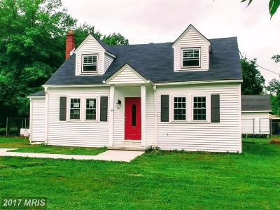 Accokeek Single Family Home For Sale: 16301 Manning Road W