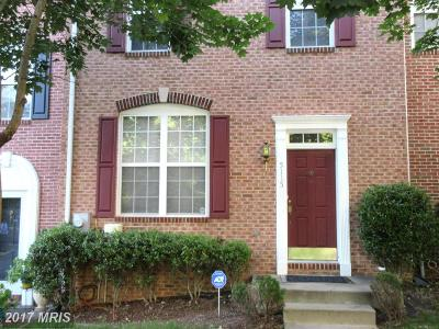 Glenn Dale Townhouse For Sale: 5115 Glenn Dale Woods Court