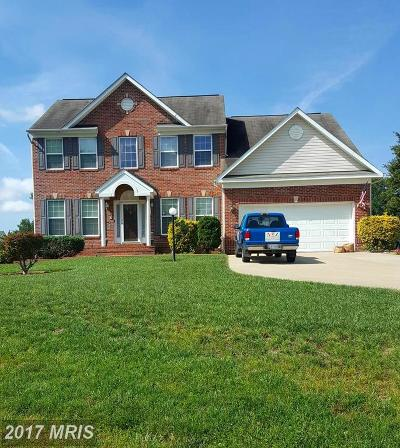 Upper Marlboro Single Family Home For Sale: 907 Manor House Drive