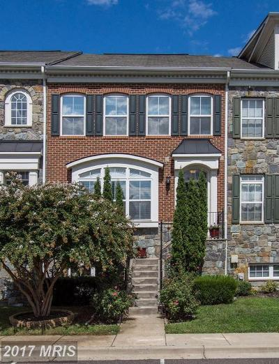 Upper Marlboro Townhouse For Sale: 14708 Briarley Place