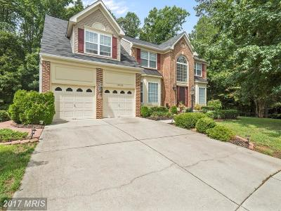 Upper Marlboro Single Family Home For Sale: 10300 Crystal Brook Court
