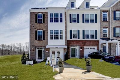 Upper Marlboro Townhouse For Sale: 4808 Forest Pines