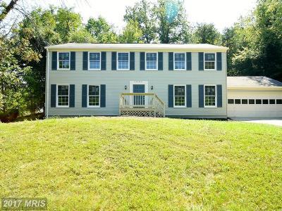 Fort Washington Single Family Home For Sale: 13100 Rhame Drive