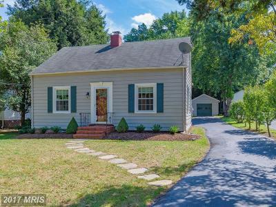 Upper Marlboro Single Family Home For Sale: 14213 Rectory Lane