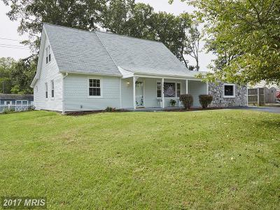 Bowie Single Family Home For Sale: 12809 Cherrywood Lane