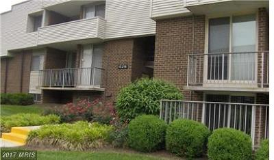 Upper Marlboro Condo For Sale: 10244 Prince Place #21-T2