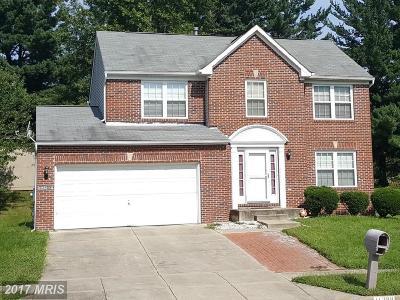 Upper Marlboro Single Family Home For Sale: 11308 Rhodenda Avenue