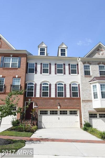 Upper Marlboro Townhouse For Sale: 15603 Tibberton Terrace