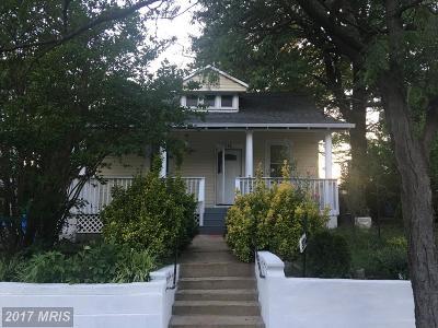 Mount Rainier Single Family Home For Sale: 3716 35th Street