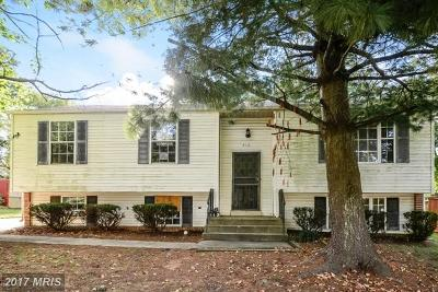 Upper Marlboro Single Family Home For Sale: 513 Castlewood Place