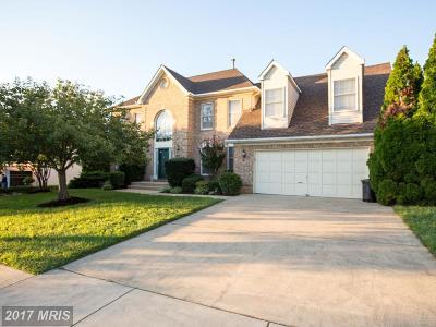 Fort Washington Single Family Home For Sale: 1600 Aragona Boulevard