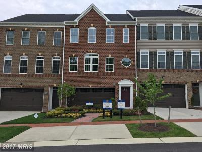 Upper Marlboro Townhouse For Sale: 15033 Sunningdale Place