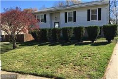Upper Marlboro Single Family Home For Sale: 3207 Barcroft Drive