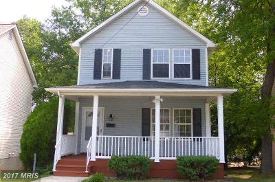 Prince Georges Single Family Home For Sale: 605 Ivyleaf Avenue