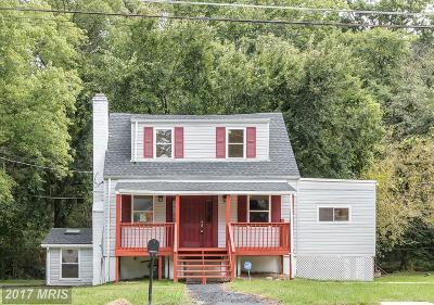 Morningside Single Family Home For Sale: 6810 Woodland Road