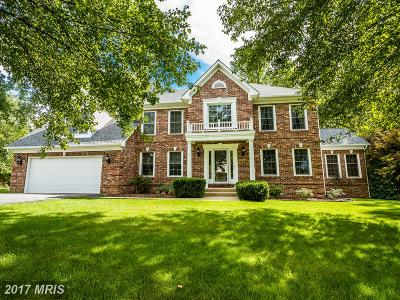 Upper Marlboro Single Family Home For Sale: 11623 Rolling Glen Way