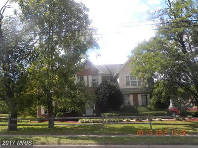 Clinton Single Family Home For Sale: 7301 Old Branch Avenue