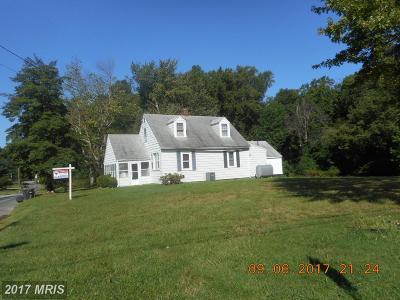 Fort Washington Single Family Home For Sale: 7214 Webster Lane