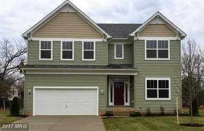 Accokeek Single Family Home For Sale: Woodmeade Court