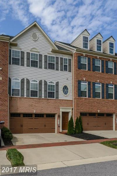 Upper Marlboro Townhouse For Sale: 2215 Turleygreen Place