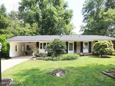 Fort Washington Single Family Home For Sale: 13012 Venango Road