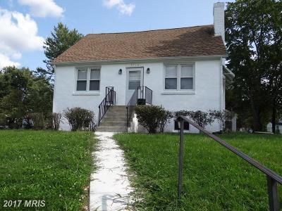 Temple Hills Rental For Rent: 5708 Janice Lane