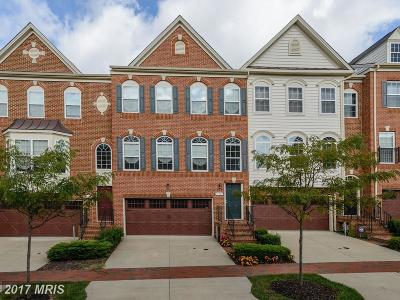 Upper Marlboro Townhouse For Sale: 15332 Tewkesbury Place