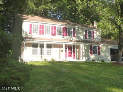 Fort Washington Single Family Home For Sale: 12806 Berwick Circle