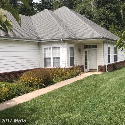 Upper Marlboro Single Family Home For Sale: 13212 Hedge Row Court