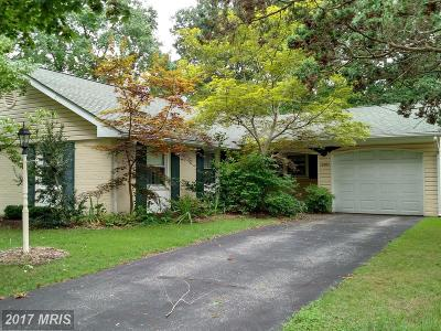 Bowie MD Single Family Home For Sale: $309,900