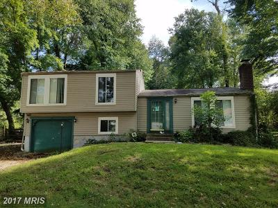 Upper Marlboro Single Family Home For Sale: 9434 Fairhaven Avenue