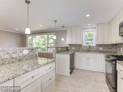 Upper Marlboro Single Family Home For Sale: 6500 Tiffin Court
