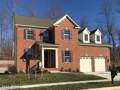 Bowie, Odenton, Upper Marlboro Single Family Home For Sale: 3012 Winterbourne Drive
