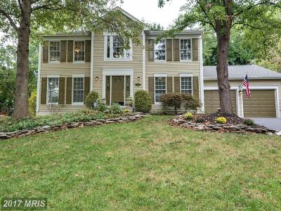 Bowie Single Family Home For Sale: 8106 Gold Cup Lane
