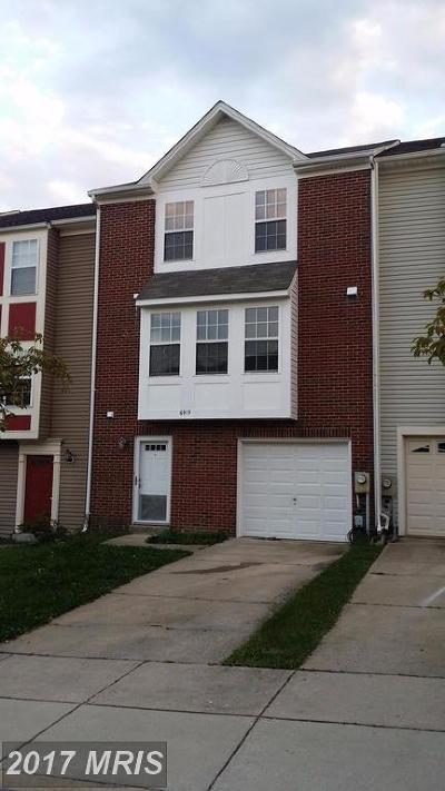 Laurel Rental For Rent: 6919 Mayfair Road