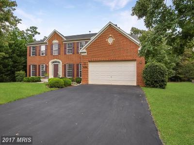 Bowie MD Single Family Home For Sale: $489,000