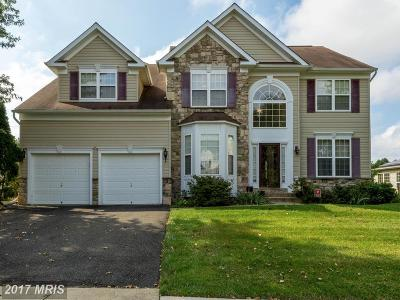 Upper Marlboro Single Family Home For Sale: 7405 Perrywood Road