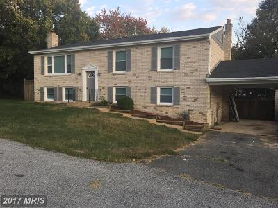 Clinton MD Single Family Home For Sale: $289,000