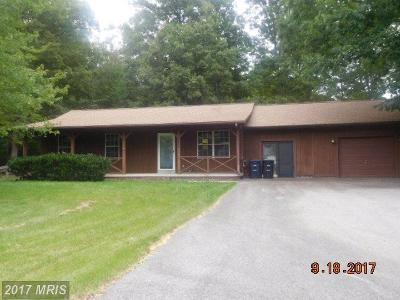 Accokeek Single Family Home For Sale: 15900 Menk Road