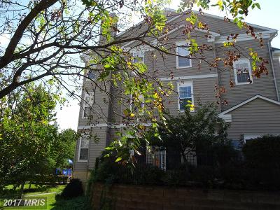 Upper Marlboro Townhouse For Sale: 14523 Hampshire Hall Court