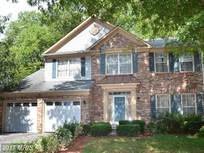 Bowie Single Family Home For Sale: 10120 Autumn Ridge Court