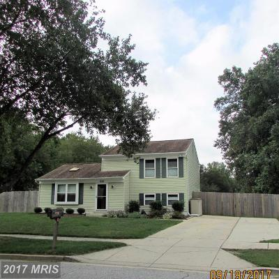 Upper Marlboro Single Family Home For Sale: 17217 Brookmeadow Lane