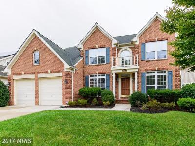 Bowie, Odenton, Upper Marlboro Single Family Home For Sale: 15622 Copper Beech Drive