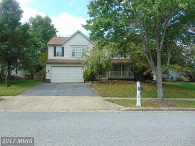 Bowie MD Single Family Home For Sale: $465,000