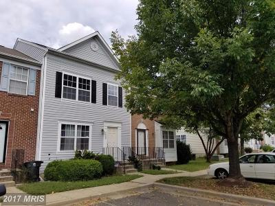 Upper Marlboro Townhouse For Sale: 9840 Royal Commerce Place