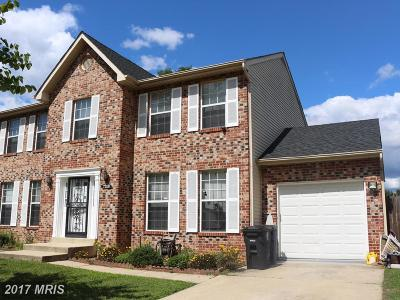 Landover Single Family Home For Sale: 7708 Willow Hill Drive