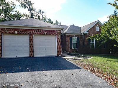 Greens Of Patuxent Single Family Home For Sale: 14709 Northfield Court