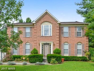 Bowie Single Family Home For Sale: 8614 Undermire Court