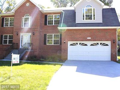 Fort Washington Single Family Home For Sale: 711 Kelly Road